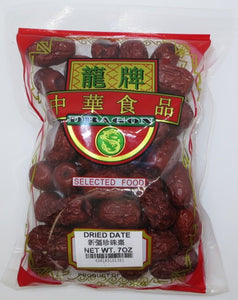 Dragon - Dried Dates - 7oz