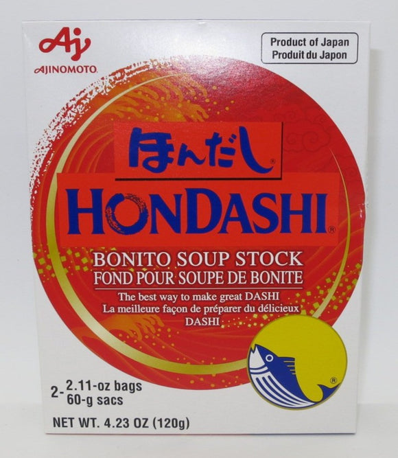 Ajinomoto - Hondashi Soup Base - 4.23oz