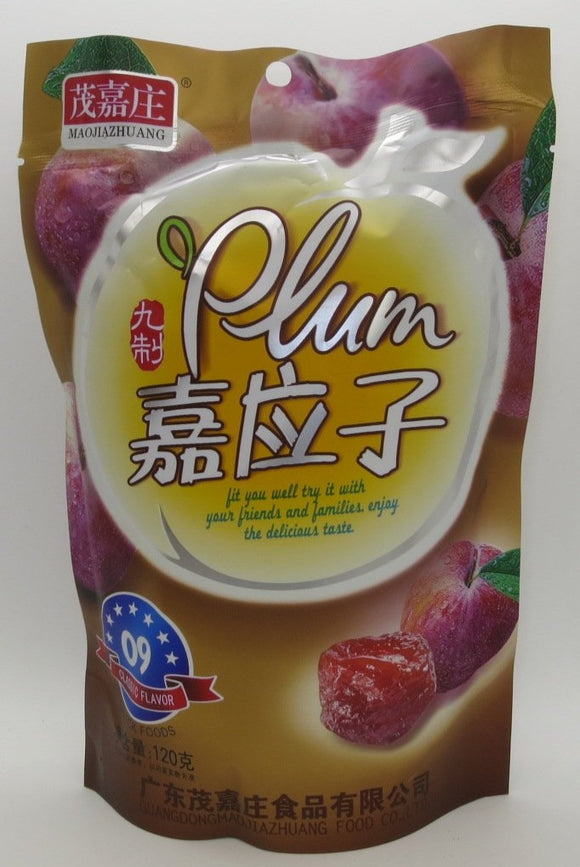 Maojiazhuang - Preserved Red Plum - 120g