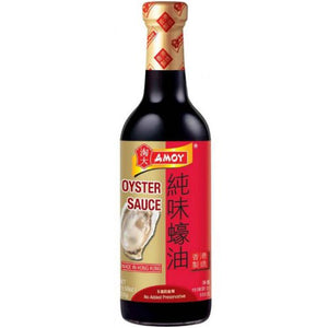 Amoy - Oyster Flavored Sauce - 555ml