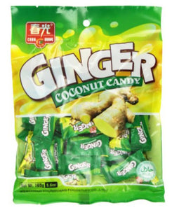 Chun Guang - Ginger Coconut Candy - 5.6oz