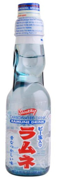 Shirakiku-Ramune Drink Original-6.76oz