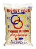 Theree Rings - Sweet Rice - 5lb