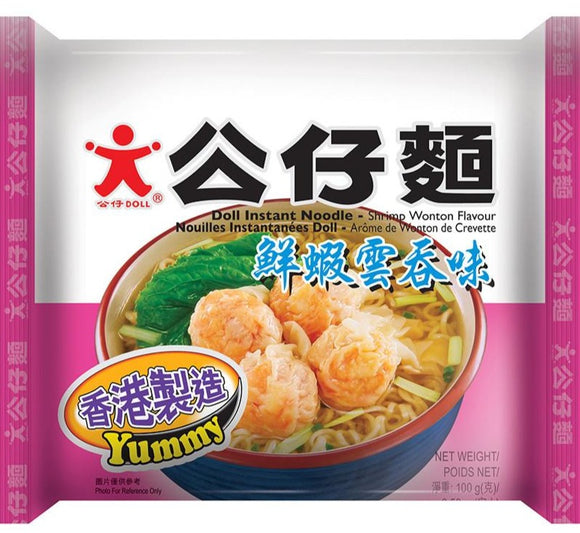 Doll - Shrimp Wonton Noodles - 3.53