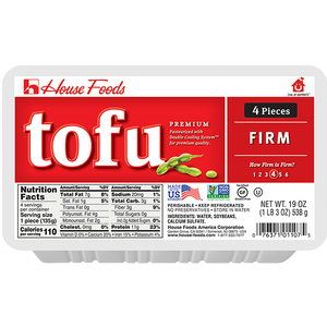 House Food - Tofu Firm - 19OZ