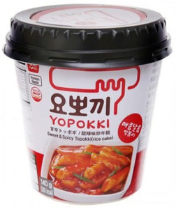 Young Poong - Rice Cake Sweet & Spicy  - 140g