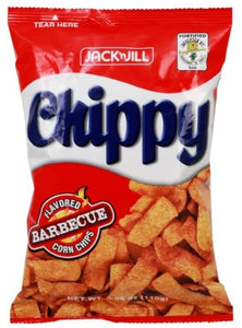Jack n Jill - Chippy Barbecue Chips - 7.05oz