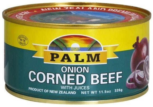 Palm - Corned Beef Onion - 11.5oz