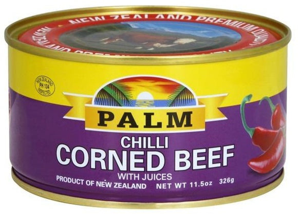 Palm - Corned Beef Chilli - 11.5oz
