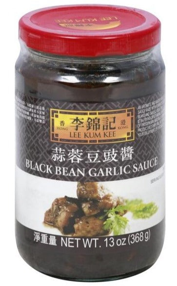 Lee Kum Kee - Black Bean Garlic Sauce - 13oz