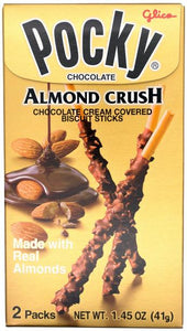 Glico - Pocky Almond Crush - 1.45oz