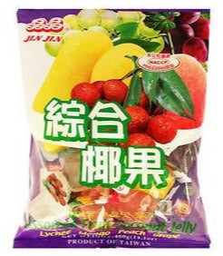Jin Jin - Assorted Flavors Jelly - 14.1oz