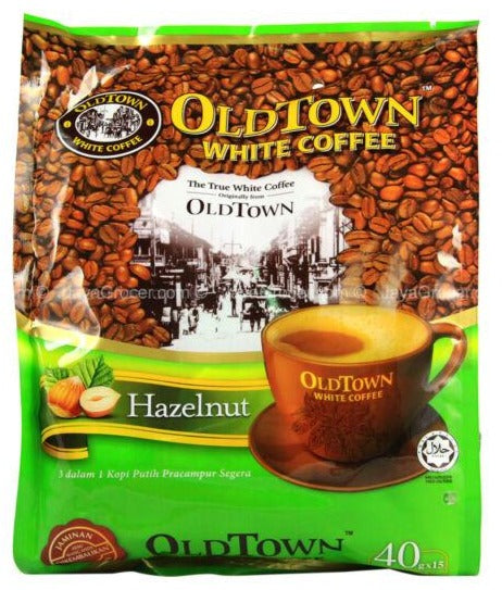 Old Town - Hazelnut Coffee - 17pks