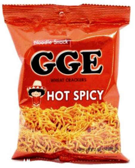 GGE - Mexican Spicy Ramen - 2.82oz