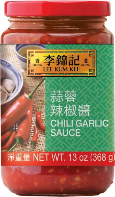 Lee Kum Kee - Chili Garlic Sauce  - 13oz
