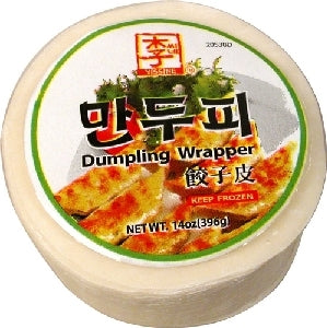 Yissine - Dumpling Wrapper - 14oz