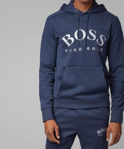 Hugo Boss Track Suit Navy - Brand The Man