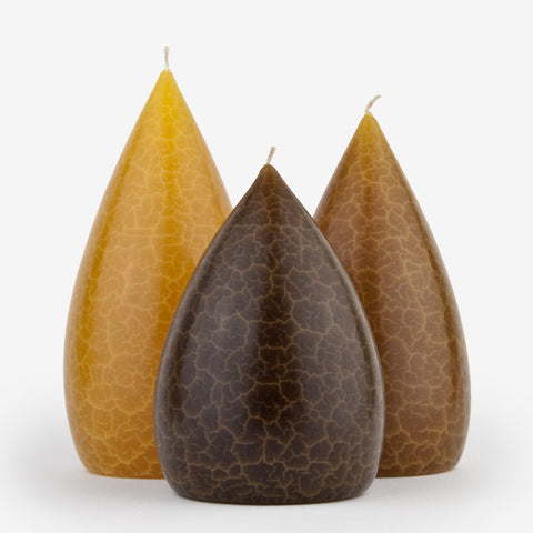 Barrick Design Candles: Amber