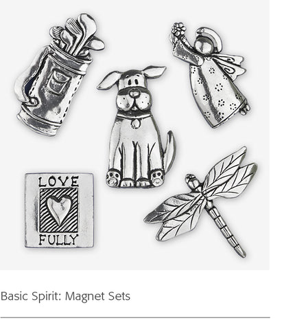 Basic Spirit: Magnet Sets