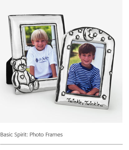 Basic Spirit: Photo Frames