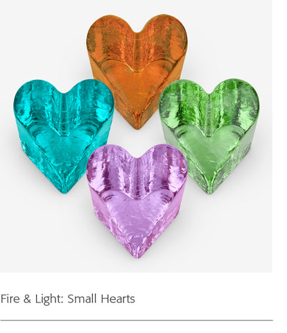 Fire & Light: Small Hearts