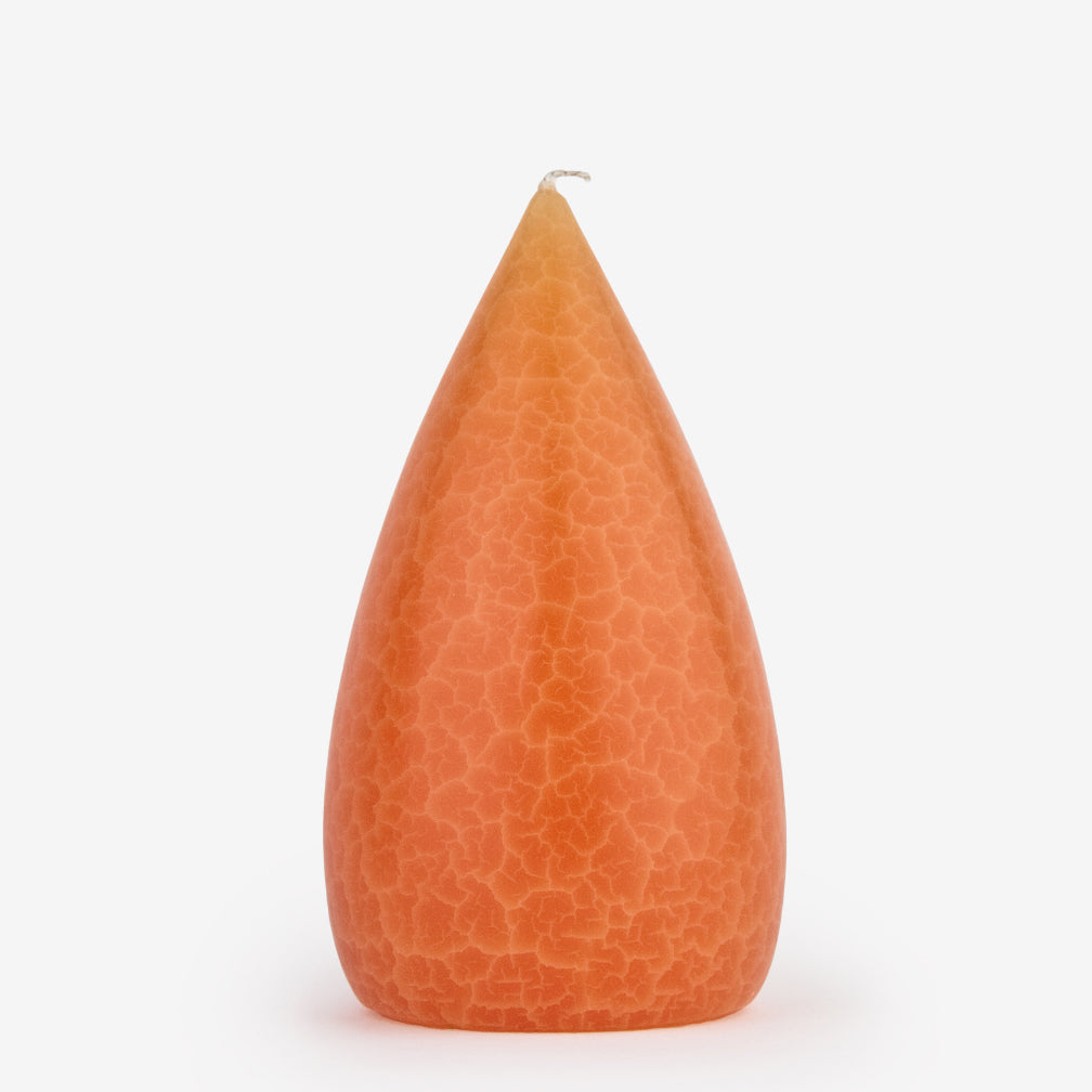 Barrick Design Candles: Medium Nectarine: Medium