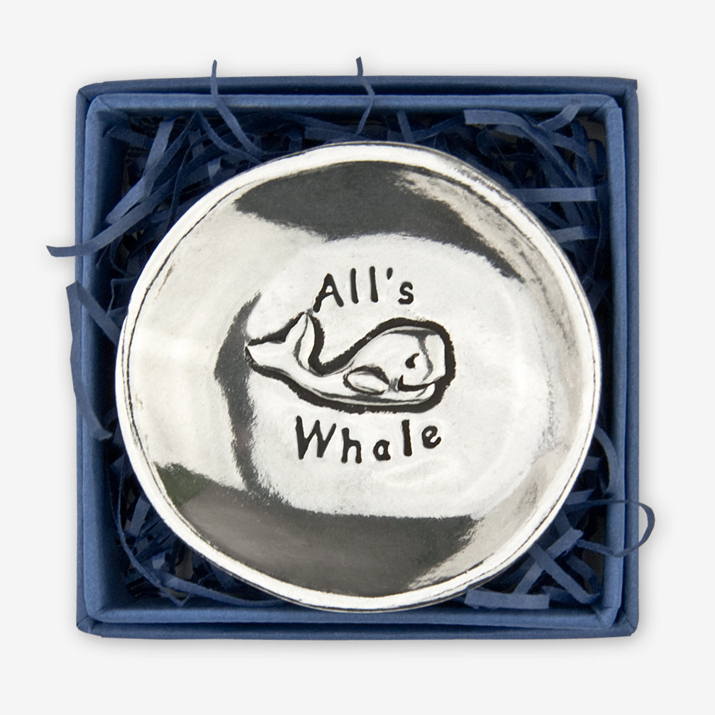 Basic Spirit: Charm Bowls: All's Whale