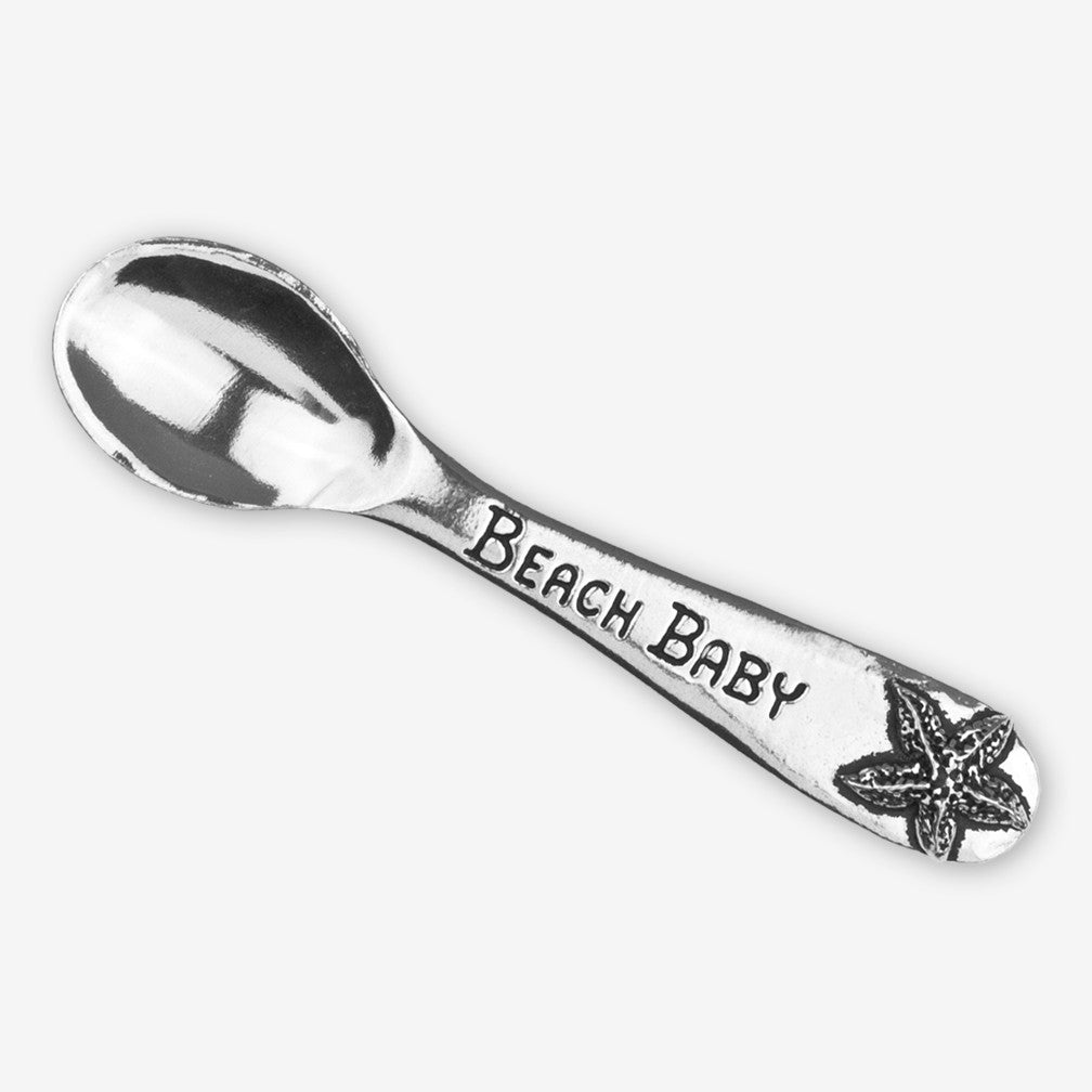 Basic Spirit: Baby Spoons: Beach Baby