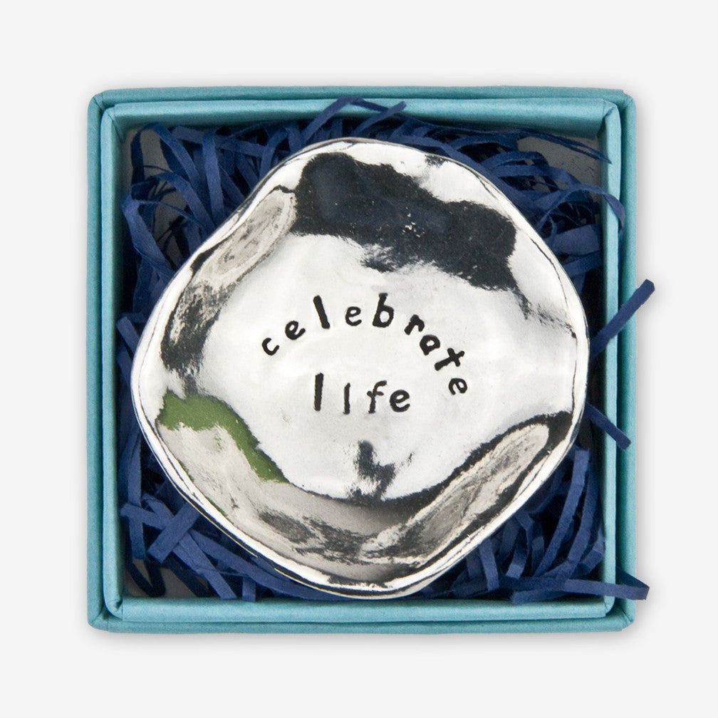 Basic Spirit: Charm Bowls: Celebrate Life