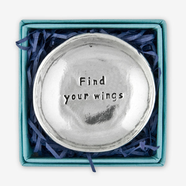 Basic Spirit: Charm Bowls: Find Your Wings