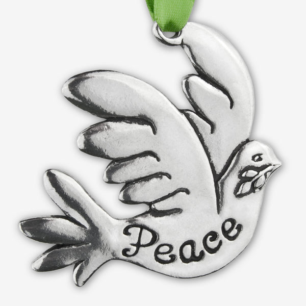 Basic Spirit: Holiday Ornaments: Peace Dove