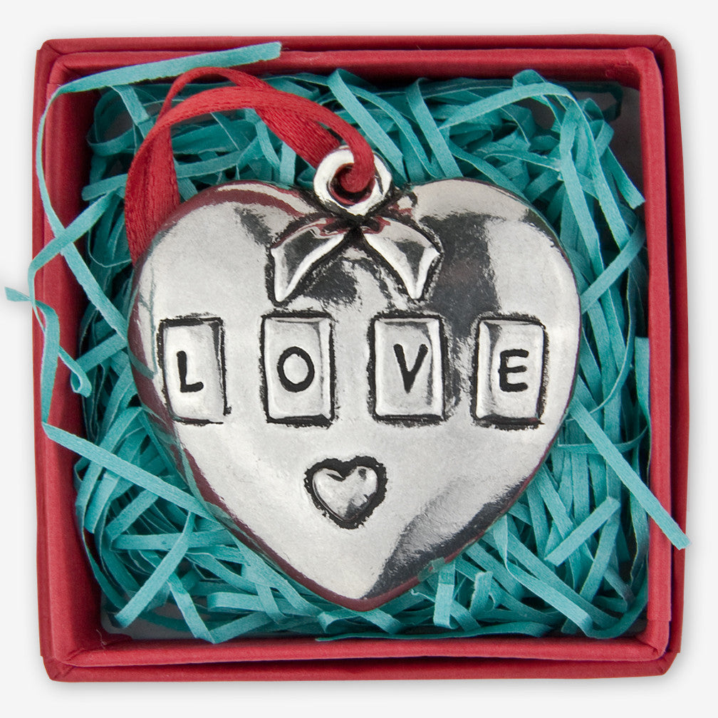 Basic Spirit: Jolly Ornaments: Love Heart
