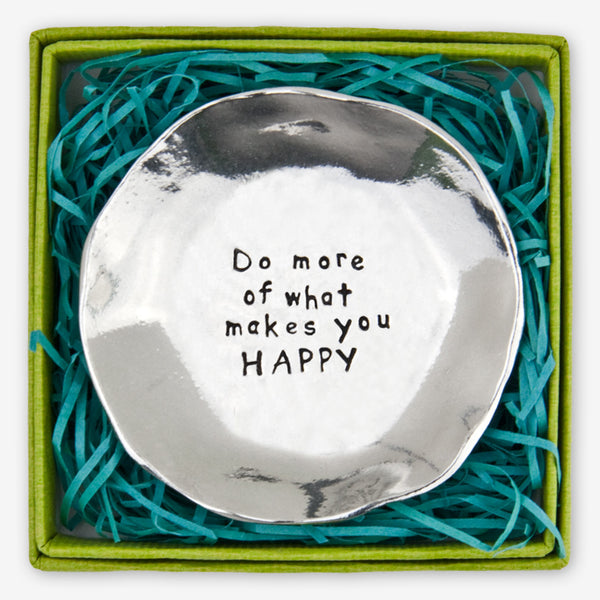 Basic Spirit: Large Charm Bowls: Happy