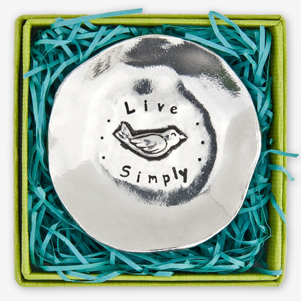 Basic Spirit: Large Charm Bowls: Live Simply