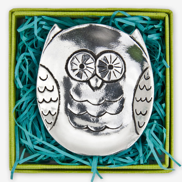 Basic Spirit: Large Charm Bowls: Owl