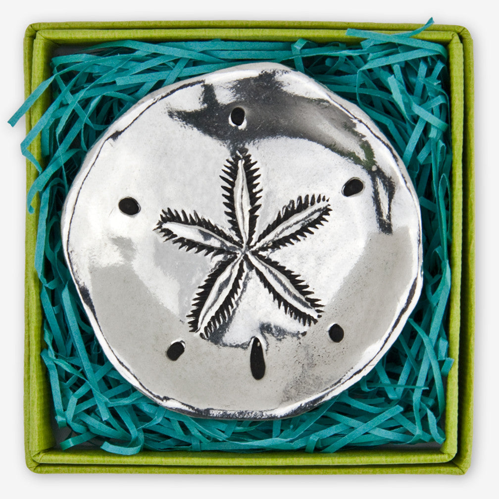 Basic Spirit: Large Charm Bowls: Sand Dollar