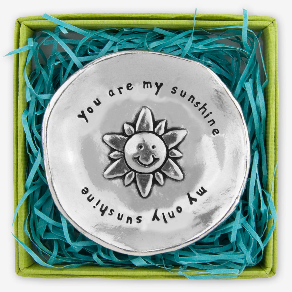 Basic Spirit: Large Charm Bowls: You Are My Sunshine