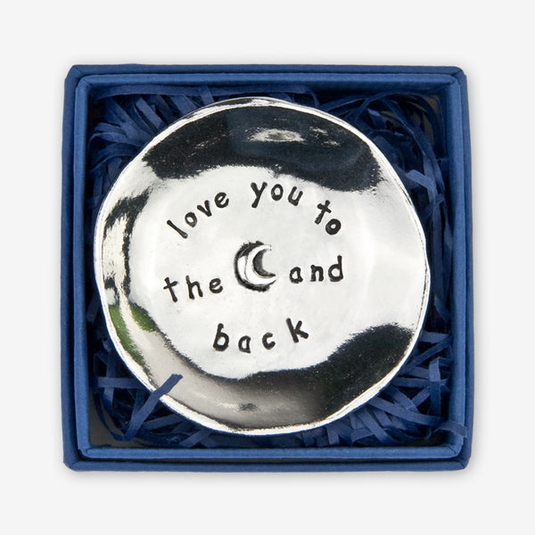 Basic Spirit: Charm Bowls: Love You to the Moon
