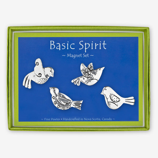Basic Spirit: Magnet Sets: Birds