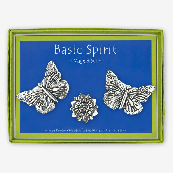 Basic Spirit: Magnet Sets: Butterflies