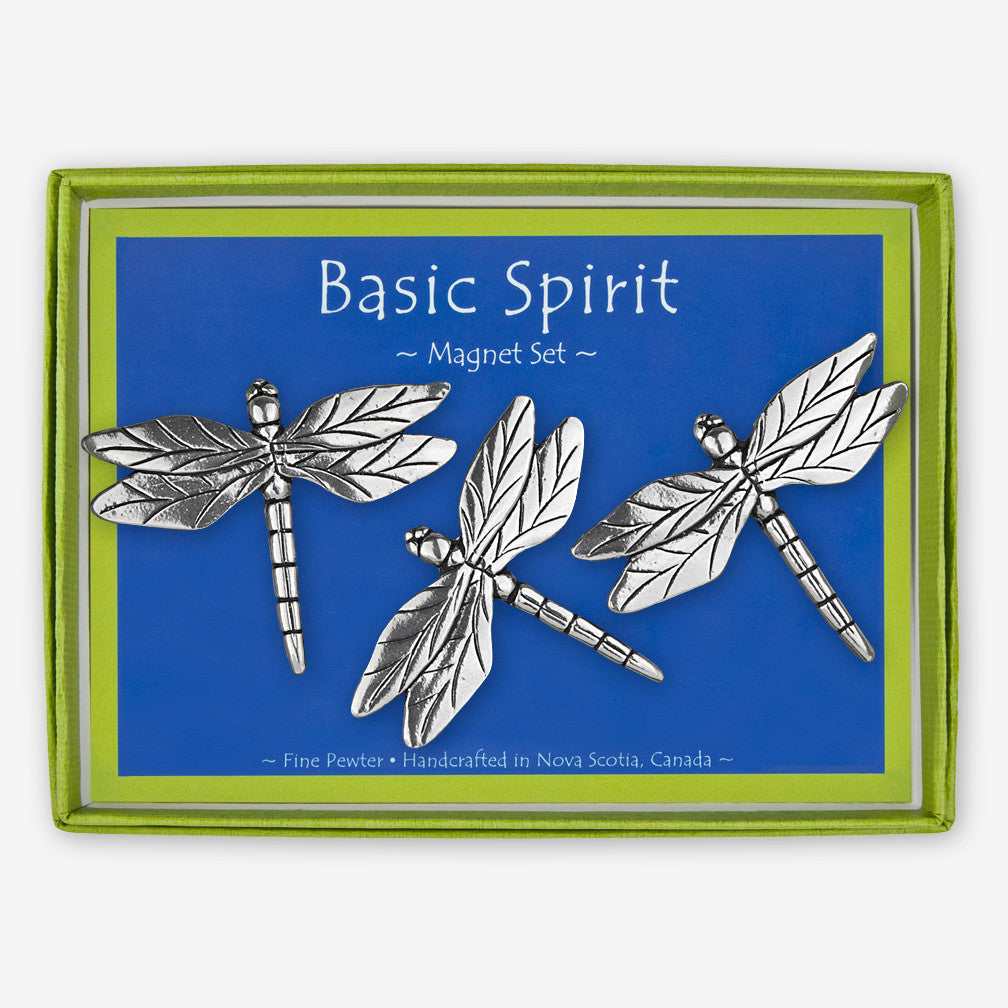 Basic Spirit: Magnet Sets: Dragonflies