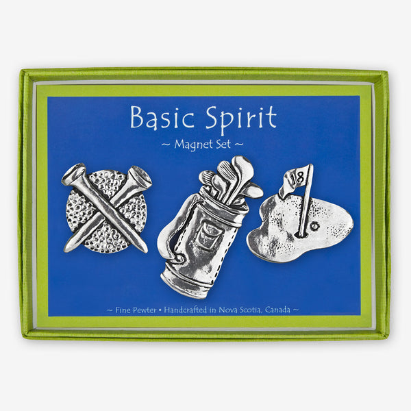 Basic Spirit: Magnet Sets: Golf