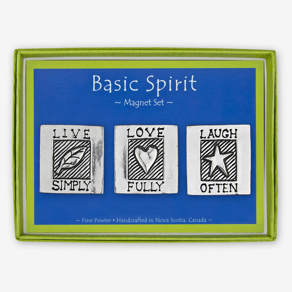 Basic Spirit: Magnet Sets: Love Fully