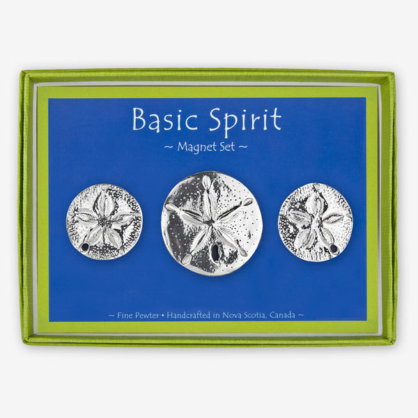Basic Spirit: Magnet Sets: Sand Dollars