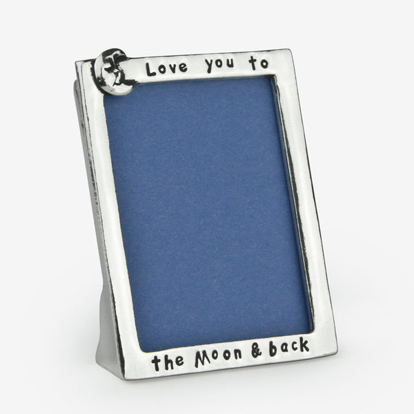 Basic Spirit: 2x3 Photo Frame: Love You To The Moon