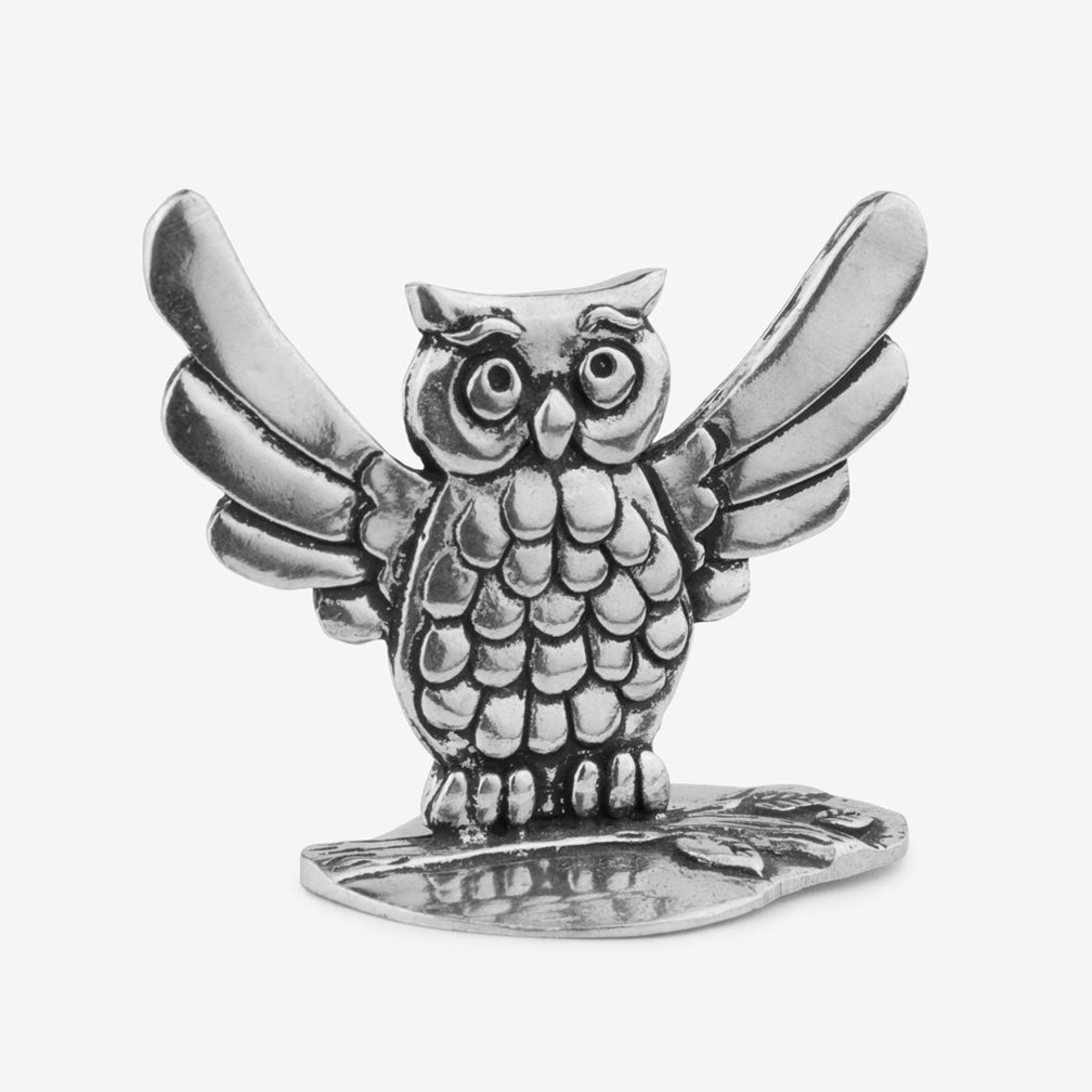 Basic Spirit: Ring Holder: Owl