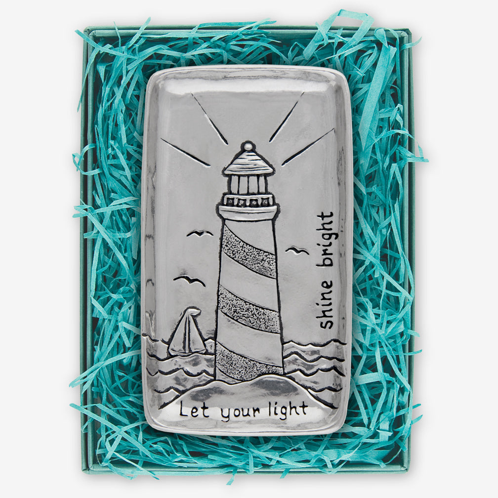 Basic Spirit: Small Tray: Lighthouse