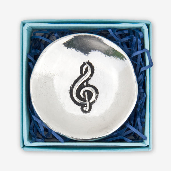 Basic Spirit: Charm Bowls: Treble Clef