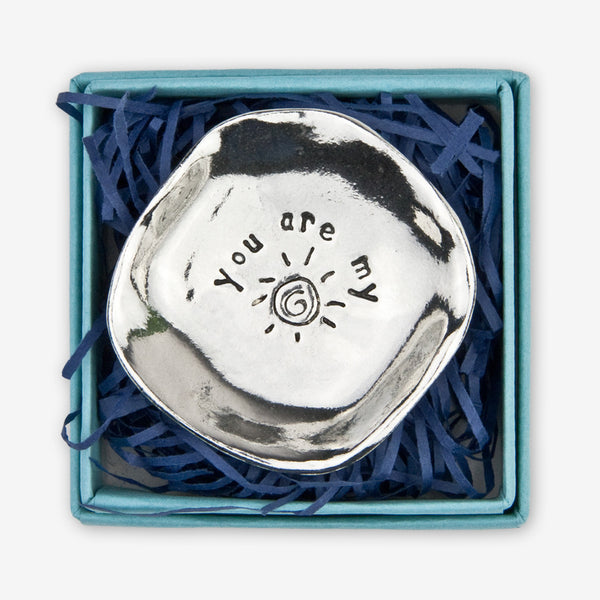 Basic Spirit: Charm Bowls: You Are My Sunshine