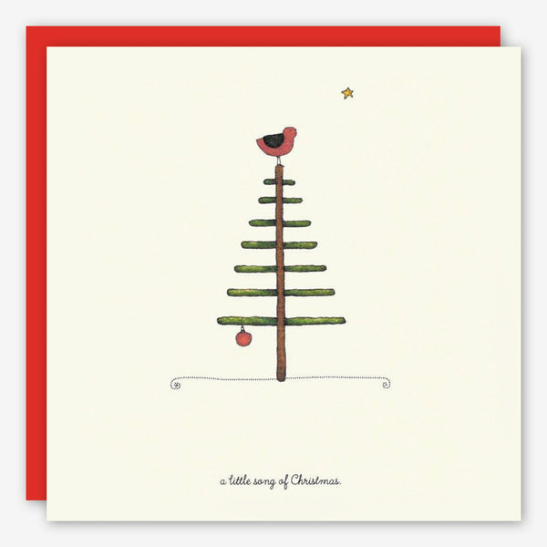 Beth Mueller: Holiday Card: A Little Song of Christmas